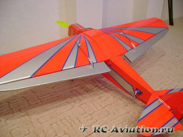 Авиамодель своими руками sam-5-bist-2