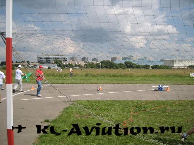 Соревнование радиоуправляемых авиамоделей Битва за Москву