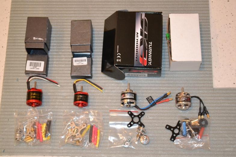 подбор винтов для радиоуправлемой модели самолета или квадрокоптера