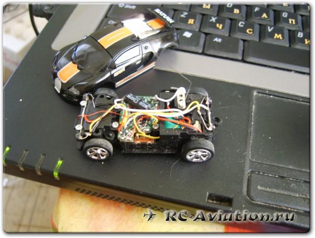 авто на радиоуправлении