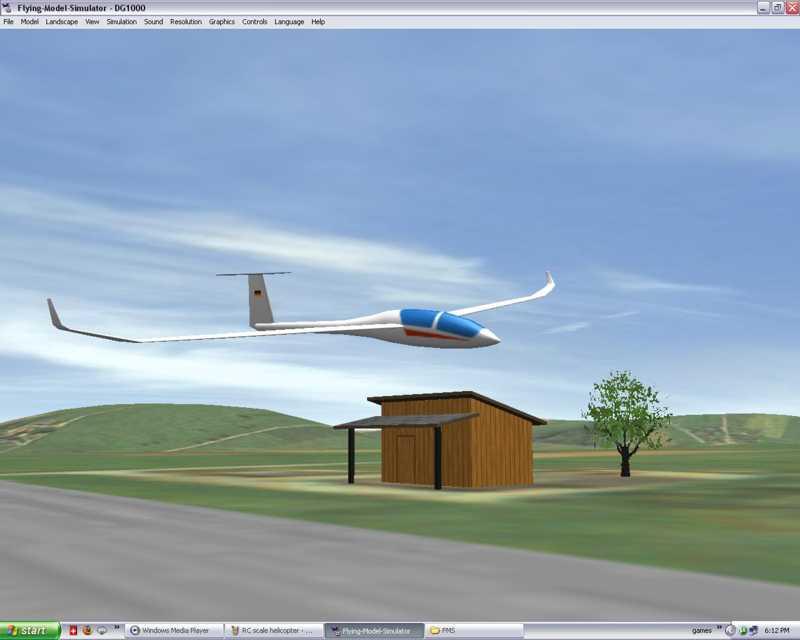 Скачать бесплатно авиамодельный симулятор fms
