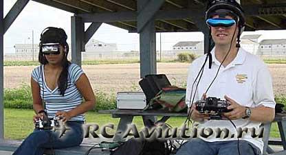 fpv полеты на авиамодели