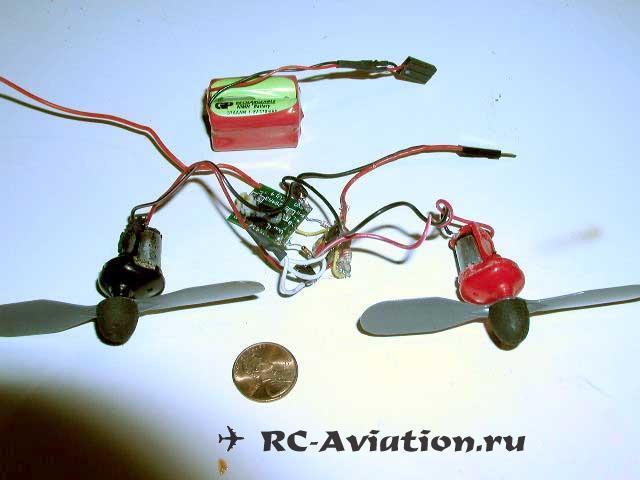 Как сделать самолёт на пульте управления в домашних условиях