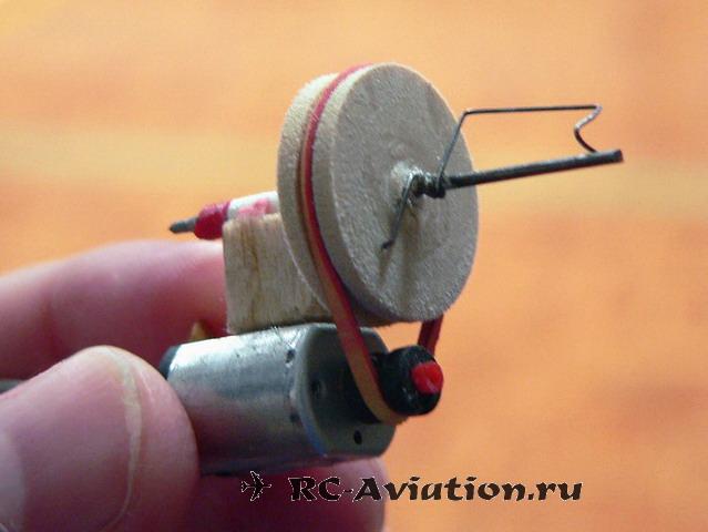 Как сделать летающие моторчики 76