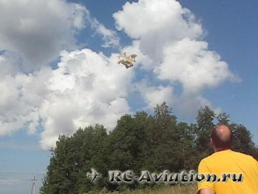 авиамодель летающий грузовик