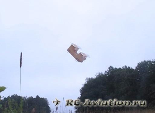летающая модель автомобиля