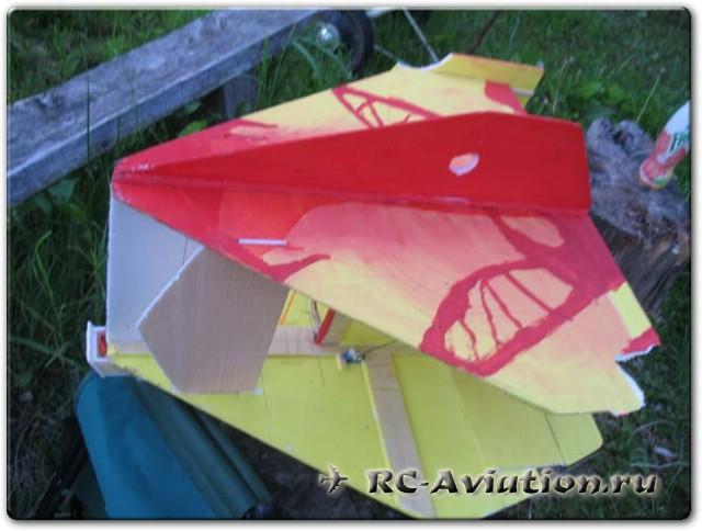 полеты на авиамодели