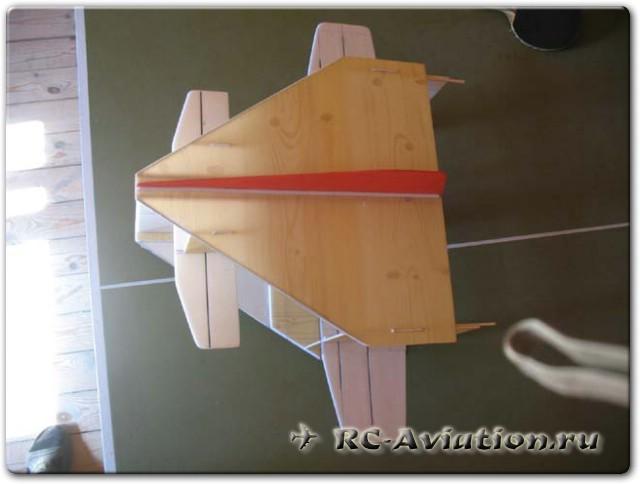 Самодельная авиамодель
