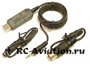 адаптер USB SIMULATOR CABLES SET FMS