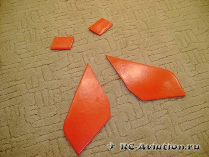 Re: бипланчик из потолочки