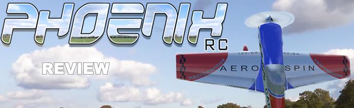 Пилотажный симулятор Phoenix RC скачать