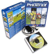 содержимое симулятора Phoenix RC