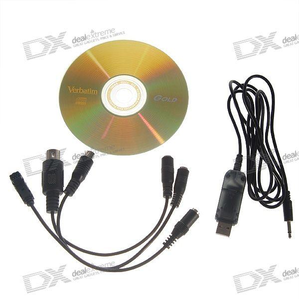 USB шнур для Reflex-XTR