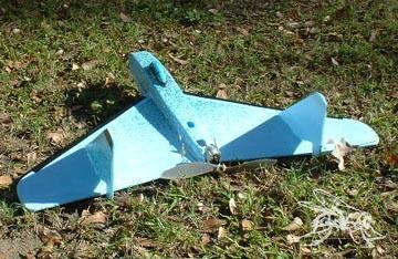 Радиоуправляемая модель самолета своими руками