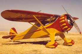 Чертежи авиамодели Monocoupe 110