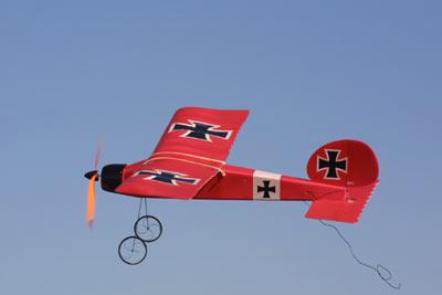 UglyStick - авиамодель из потолочной плитки своими руками
