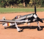 чертежи авиамоделей. Focke Wulf TA 152H