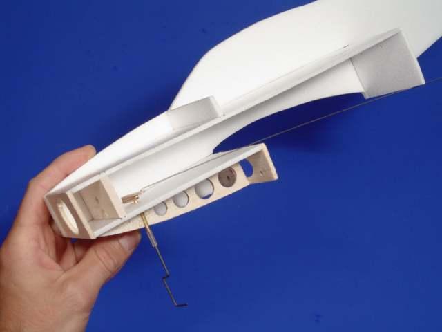 Как сделать авиамодель из потолочки своими руками