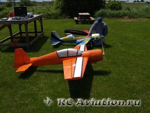 Чертежи авиамодели для чпу ЯК-54