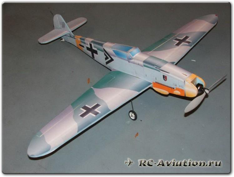 Изготовление авиамодели плосколета