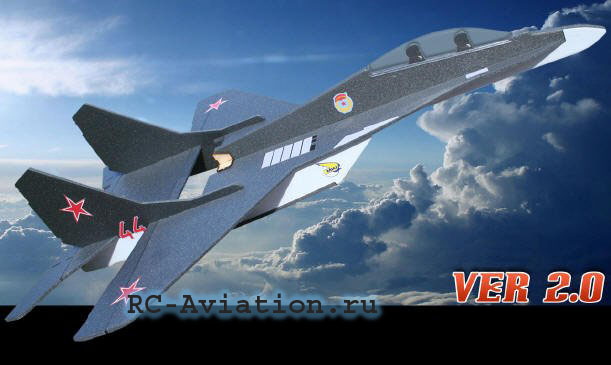 mig-29 чертежи авиамоделей