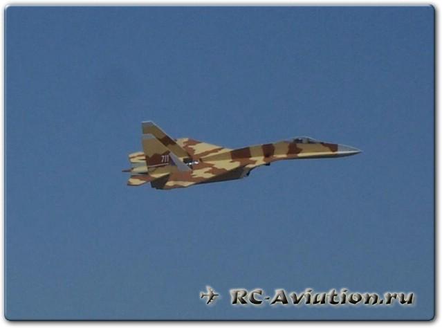 Чертежи авиамодели Су-37