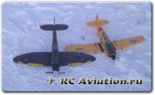 RC авиамодели готовые к полету