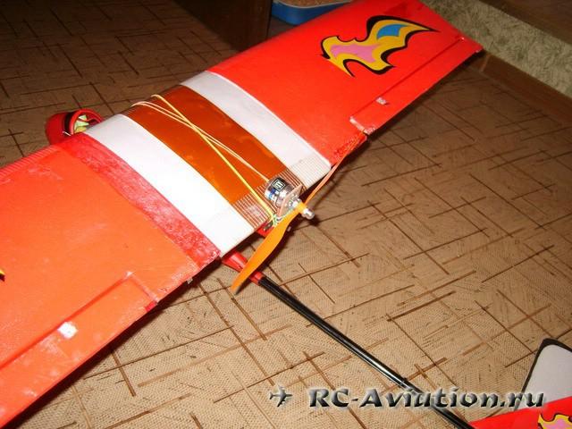 летающая RTF авиамодель