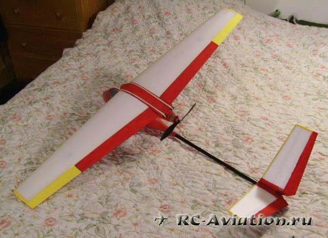 летающая авиамодель WingDragon