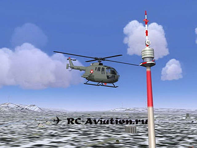 Авиасимулятор flightgear