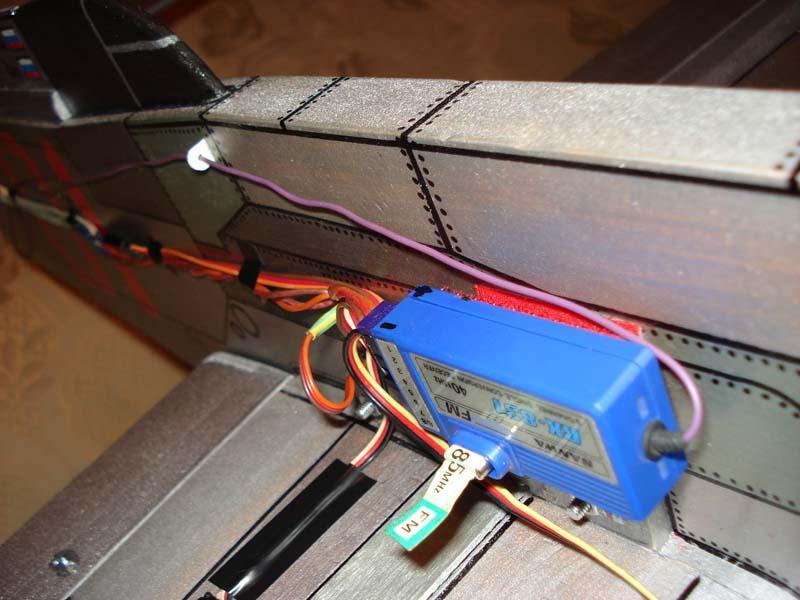 Электролет серебристый