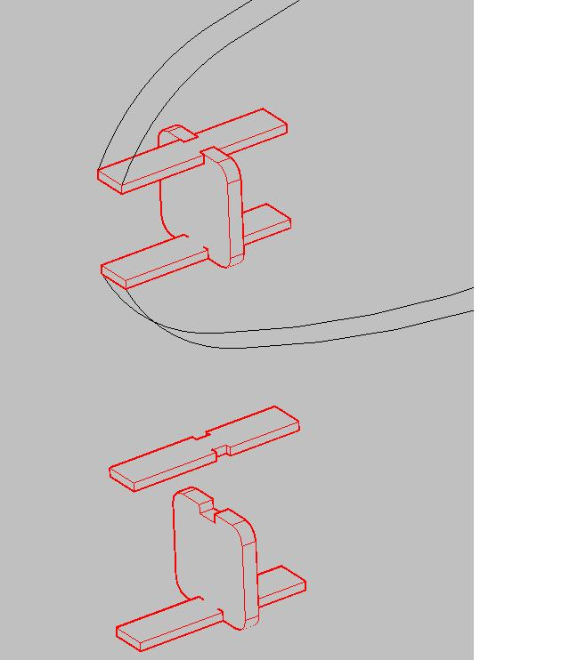 Моторама для БК двигателя на самодельной авиамодели