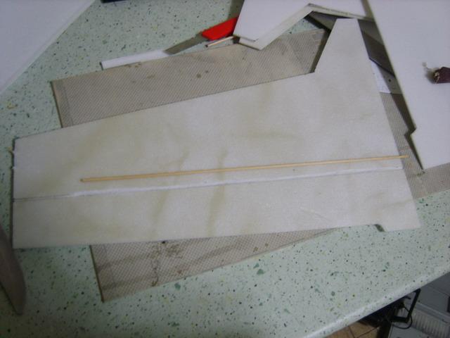Катана. Изготовление лонжерона крыла