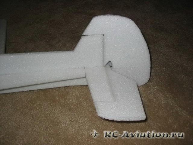 Как сделать авиамодель своими руками
