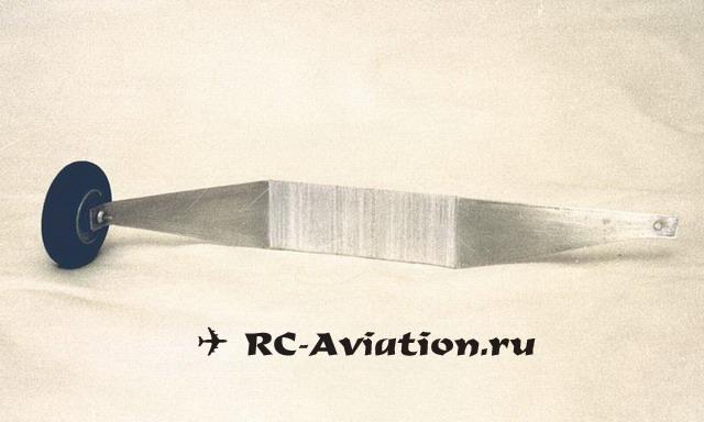 Шасси для авиамодели
