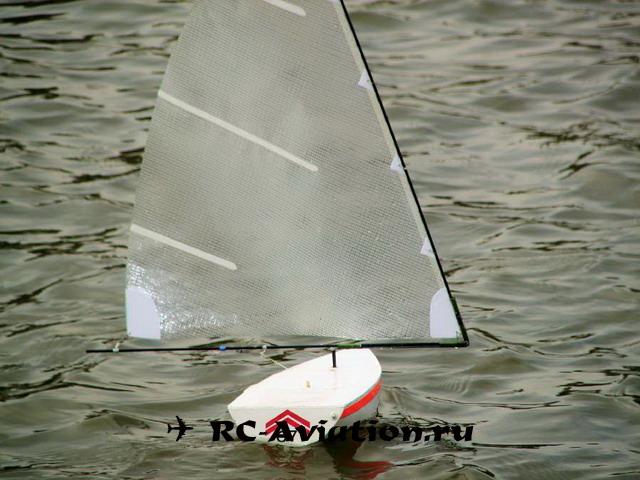 самодельная яхта своими руками