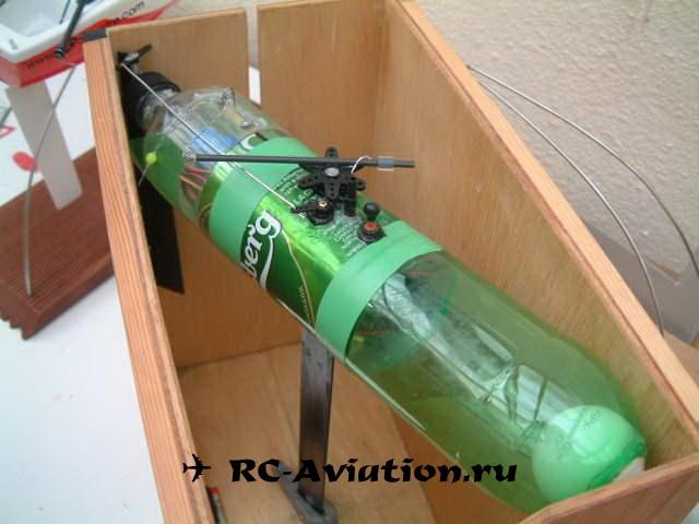 как сделать радиоуправляемую подводную лодку своими руками